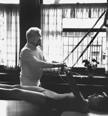 JOSEPH PILATES AT WORK